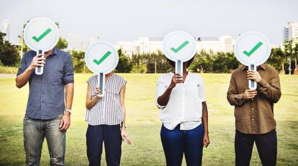 Teste seu nível de cidadania