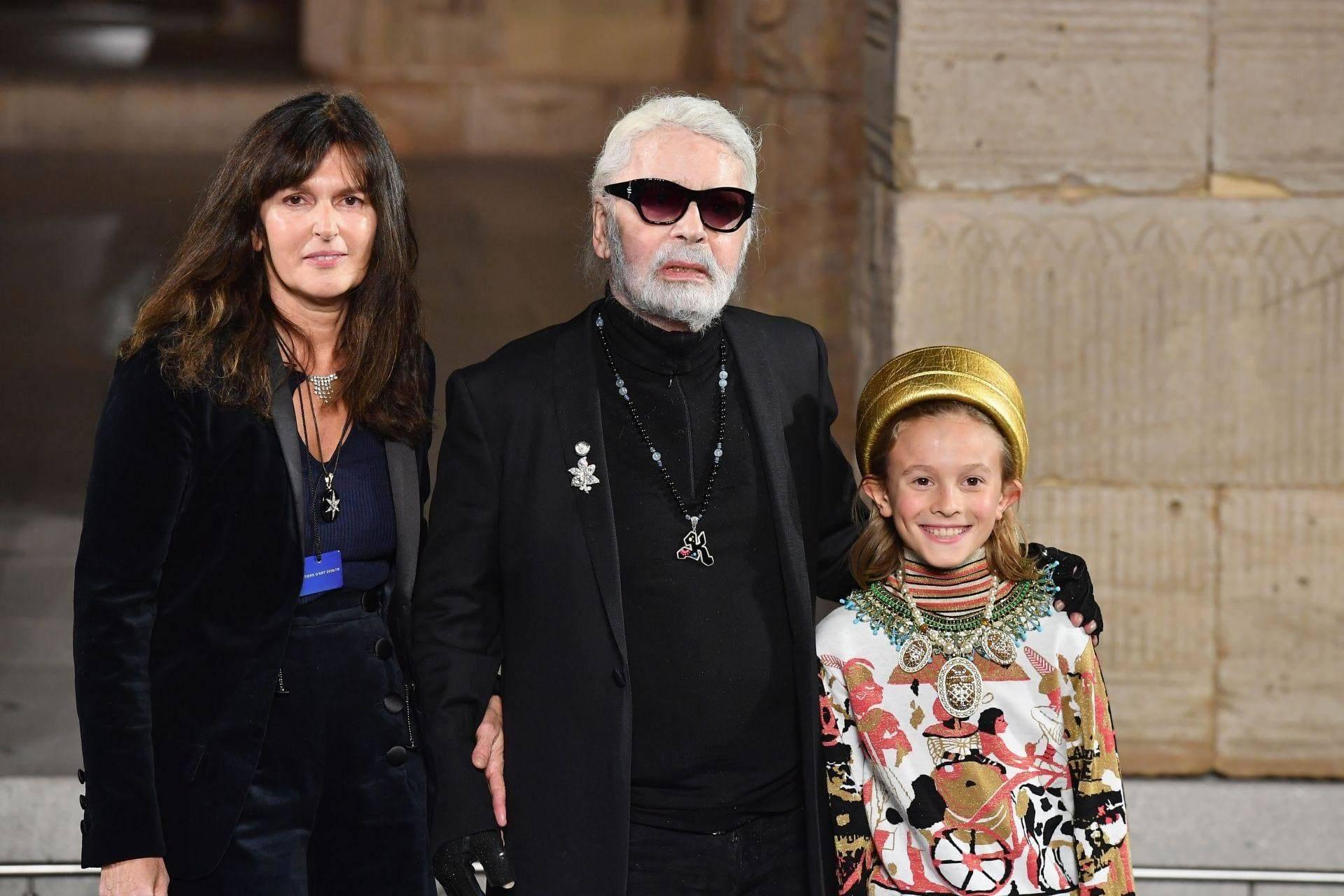 Virginie Viard, a mais nova diretora criativa da Chanel. (crédito: Reprodução / Angela Weiss /