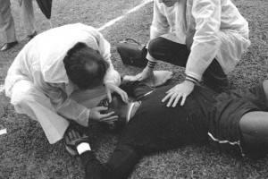 Jairo era um goleiro tão ágil que encontrava tempo até para ser atendido pelo dentista durante os jogos.