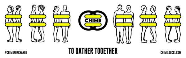 Projeto Chime for Change, da Gucci, chega ao Brasil