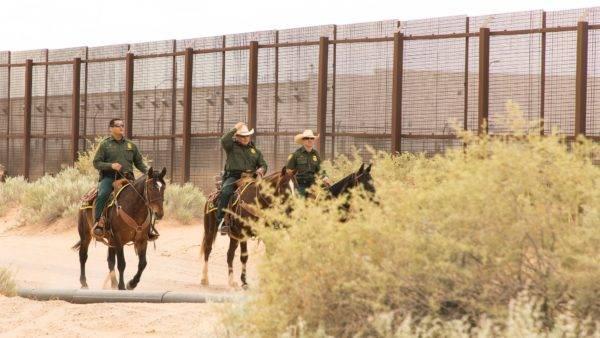 Foto: Mani Albrecht/Proteção das Alfândegas e Fronteiras dos Estados Unidos/Divisão de comunicação social