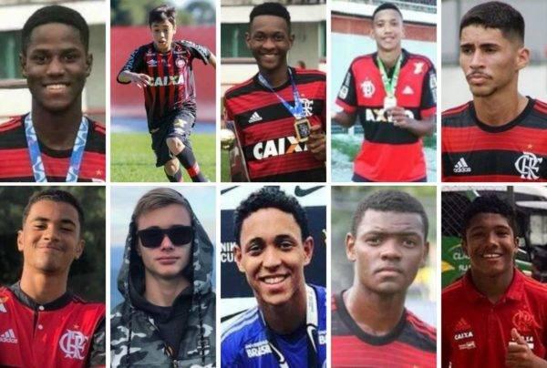 Veja quem são os mortos no incêndio no Flamengo