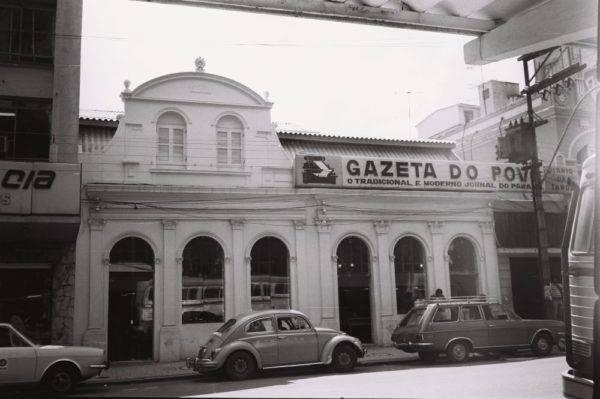 A história da Gazeta é, também, a história do Brasil