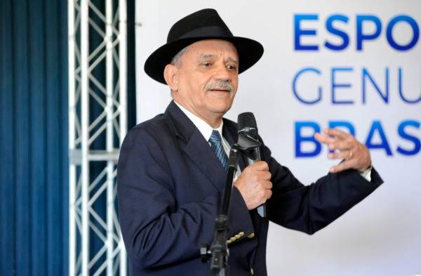 O ex-deputado Luiz Carlos do Chapéu, aposentou-se em 14 de fevereiro após cumprir apenas um mandato na Câmara Federal. Foto: Lúcio Bernardo Jr/ Agência Câmara