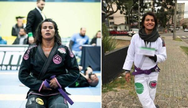 Campeã de jiu-jítsu vende balas para bancar viagem ao Mundial