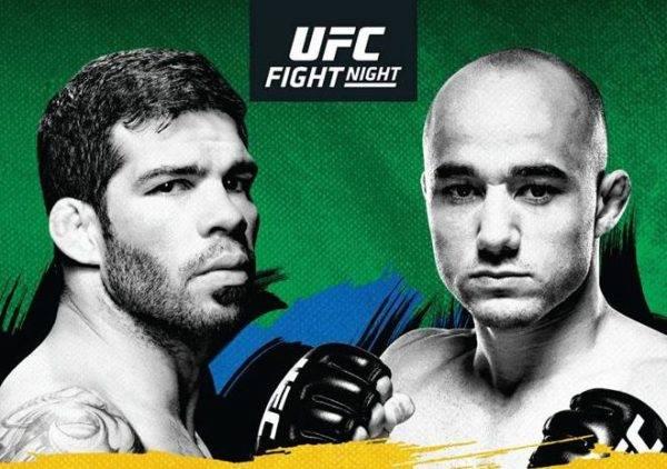 UFC Fortaleza acontece neste sábado (2)