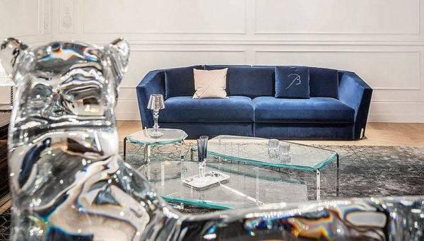 """Coleção """"La Maison"""" da Baccarat terá móveis de luxo"""