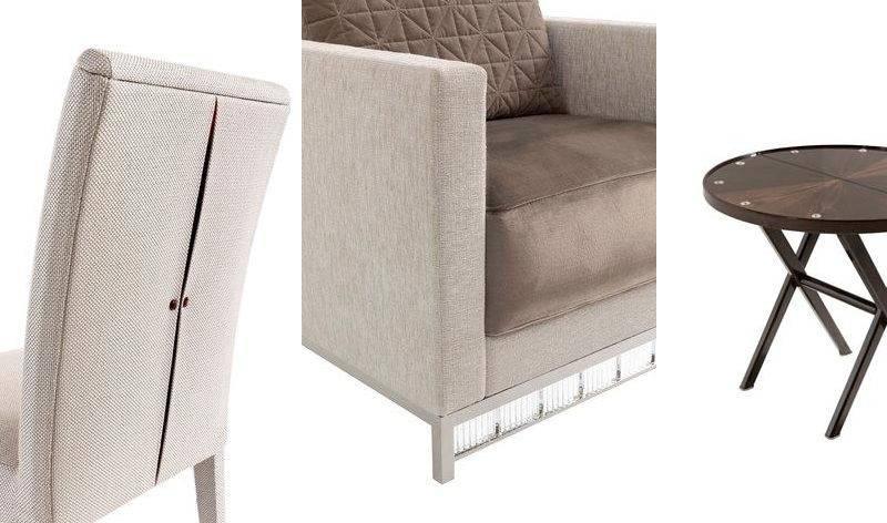 Os móveis fabricados na Itália serão vendidos no mundo todo. (crédito: divulgação).