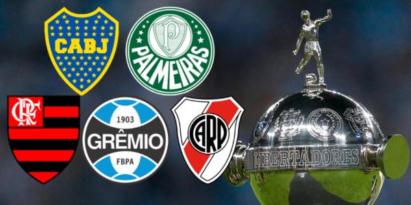 Quem tem o elenco mais valorizado da Libertadores 2019?