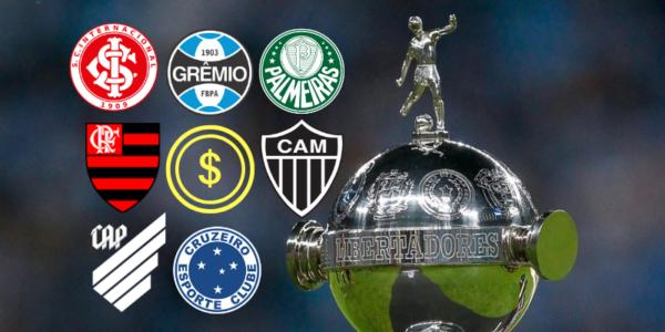 Premiação Libertadores 2019