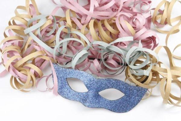 O carnaval da máscara solidária
