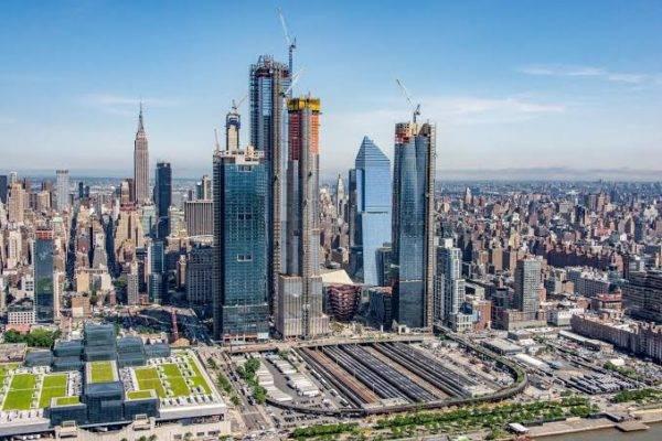 Hudson Yards: O bairro que é o maior empreendimento da história dos EUA foi inaugurado