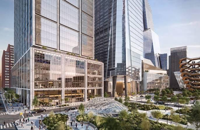 O bairro conta com prédios residenciais e comerciais, shopping center, lojas, escolas, e parque.  (Crédito: divulgação).