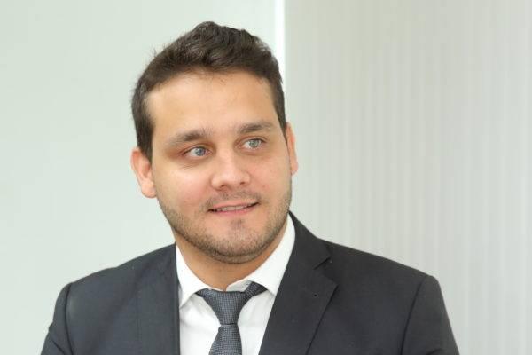 Jonny Stica (PDT) (Foto: Divulgação/CMC)