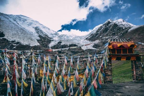 Tibete. Foto: Unsplash