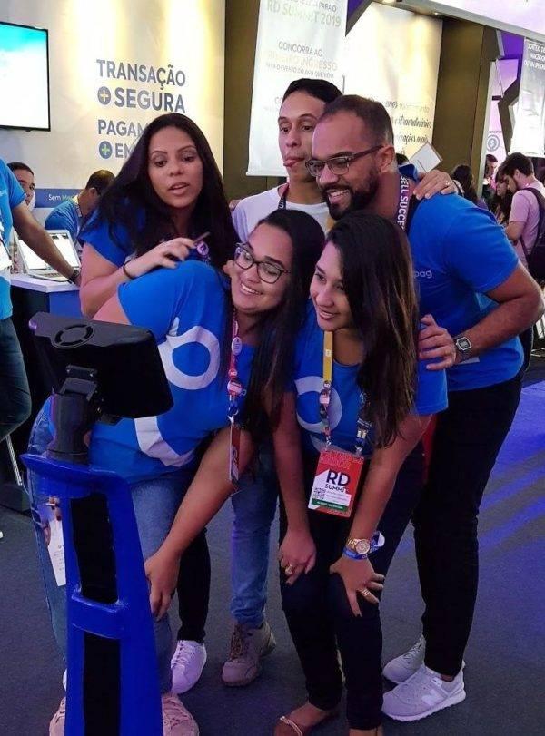 Robô da FiscalTech. Foto: Divulgação