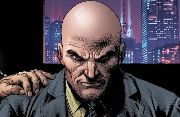 Lex Luthor (reprodução DC Comics)
