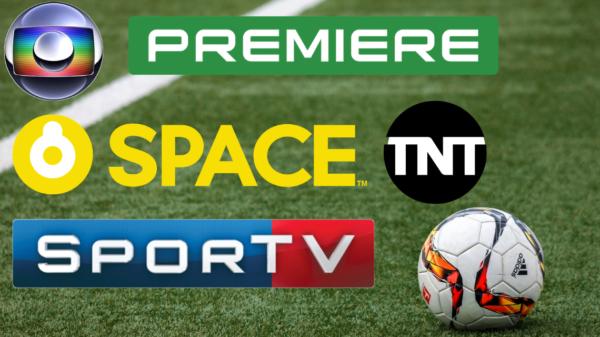 Brasileirão 2019 na TV: Globo, TNT, SporTV, Space e Premiere.