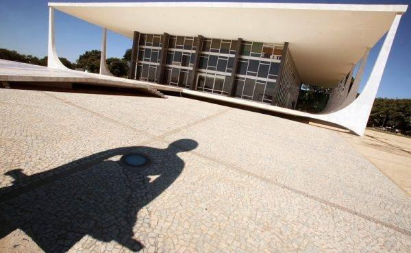 Fachada do STF, em Brasília: corte decidiu fazer política de desenvolvimento econômico com a Zona Franca de Manaus. Foto: SCO/STF