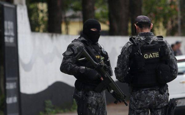 A purgação de Guararema e o valor dos Policiais