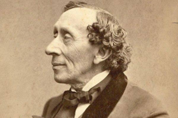Hans Christian Andersen. Foto: Wikimedia Commons
