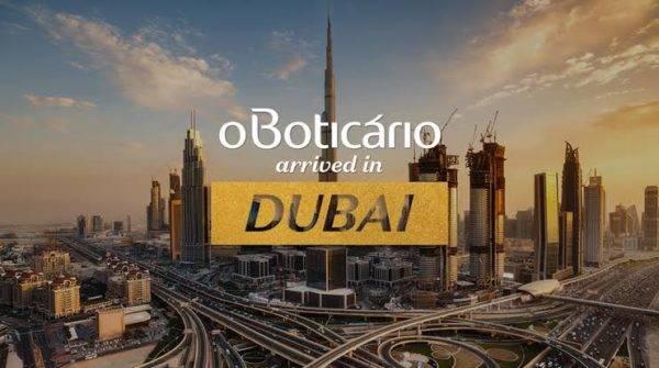 O Boticário abre loja conceito no maior shopping do mundo em Dubai
