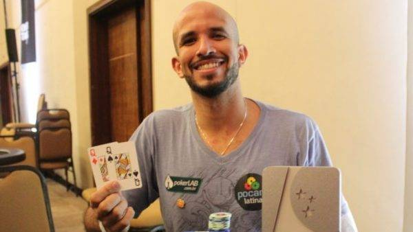 """Alexandre Mantovani, o """"Cavalito"""". Foto: Divulgação/ BSOP"""