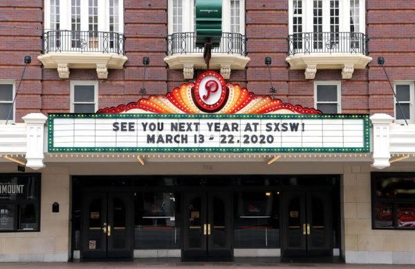 O SXSW já tem data para a acontecer no ano que vem. (Foto: Paramount Marquee – Shelley Hiam)