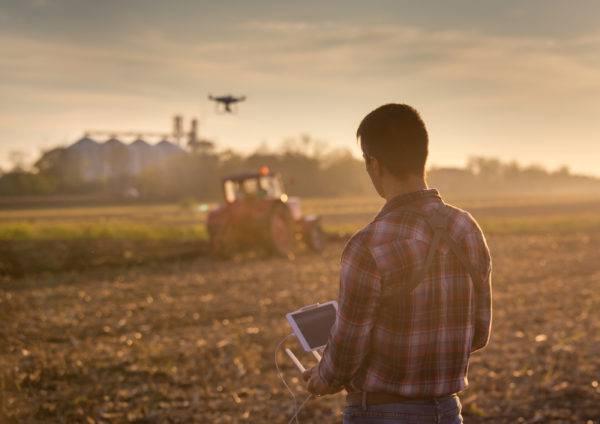 No presente, drones, aplicativos e tecnologias como big data já são realidade. Mas a inovação digital irá muito além disso. (Foto: Bigstock)