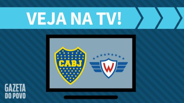Boca Juniors x Jorge Wilstermann: veja na tv