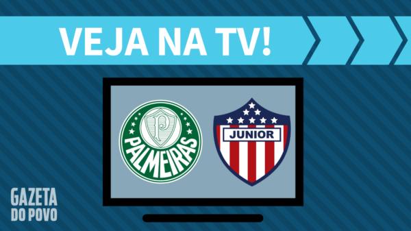 Palmeiras x Junior Barranquilla: veja na tv