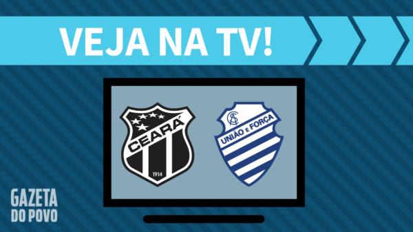 Ceará x CSA: veja na tv