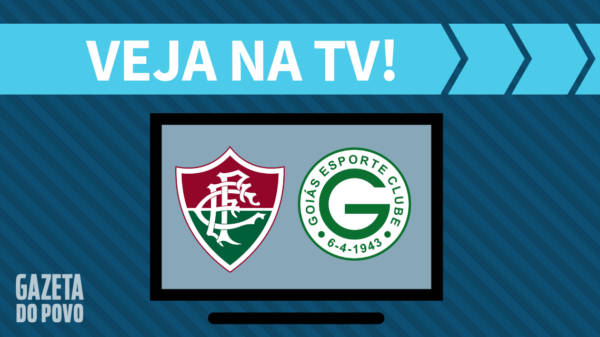 Fluminense x Goiás: veja na tv