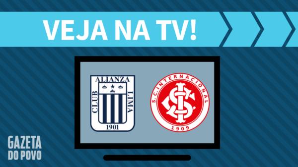 Alianza Lima x Internacional: veja na tv
