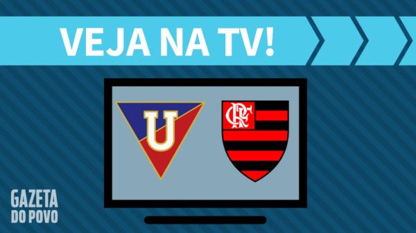 LDU x Flamengo: veja na tv