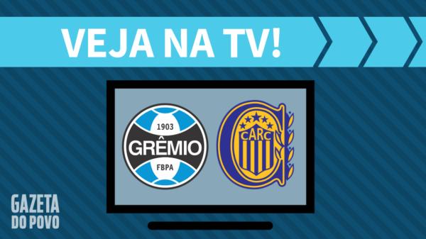 Grêmio x Rosário Central: veja na tv