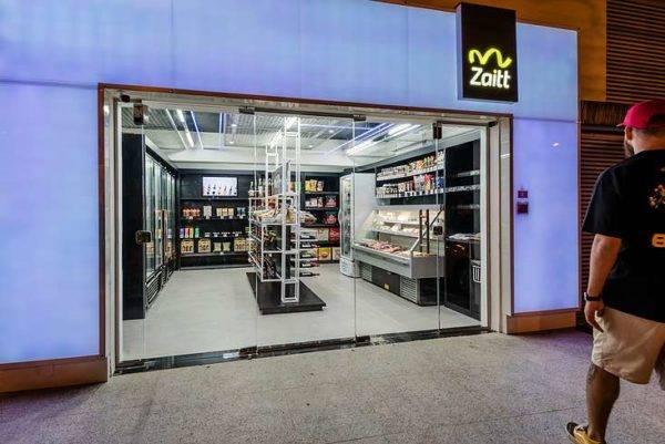Zaitt: o primeiro mercado autônomo do Brasil