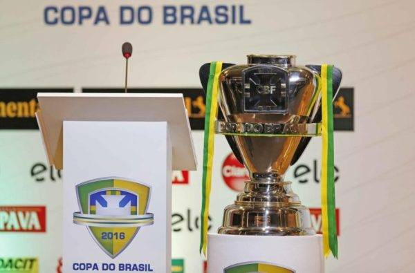 Sorteio da Copa do Brasil. Foto Rafael Ribeiro/CBF