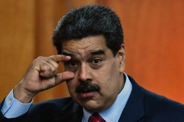 O ditador Nicolás Maduro em foto de janeiro de 2019. Foto: Yuri Cortez/AFP