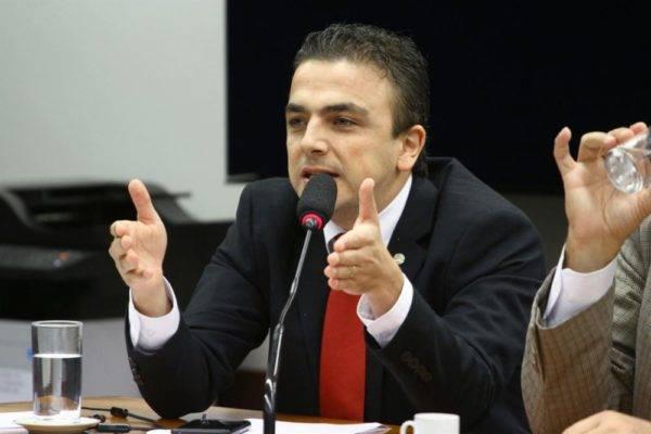 Deputado Aliel Machado (PSB) (Foto: Vinicius Loures/Agência Câmara)