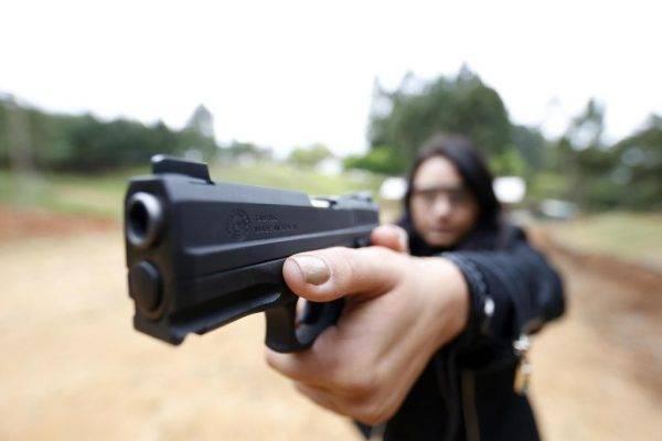 Quem quer ter arma de fogo em casa?