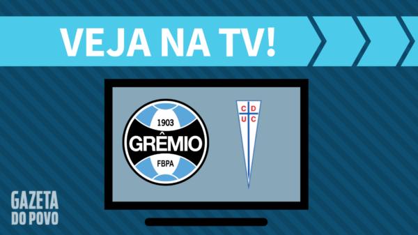 Grêmio x Universidad Católica: veja na tv