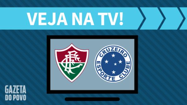 Fluminense x Cruzeiro: veja na tv