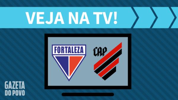 Fortaleza x Athletico: veja na tv
