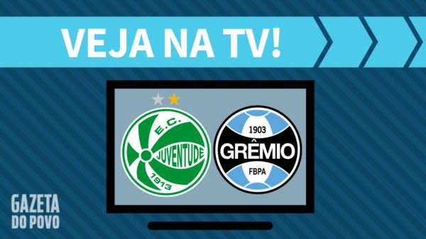 Juventude x Grêmio ao vivo