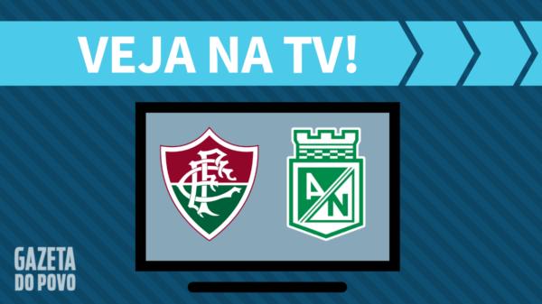Fluminense x Atlético Nacional: veja na tv