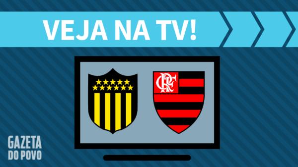 Peñarol x Flamengo: veja na tv