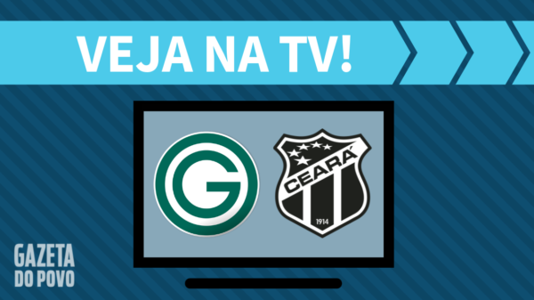Goiás x Ceará: veja na tv