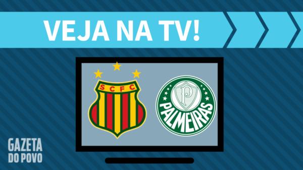 Sampaio Corrêa x Palmeiras: veja na tv