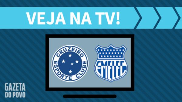 Cruzeiro x Emelec: veja na tv